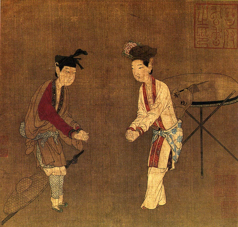 Boivieapedia song dynasty for Dynasty mural works
